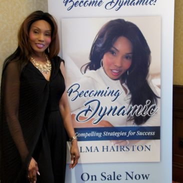 Elma Hairston - Becoming Dynamic Book Launch