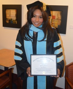 Honorary Doctorate in Public Service